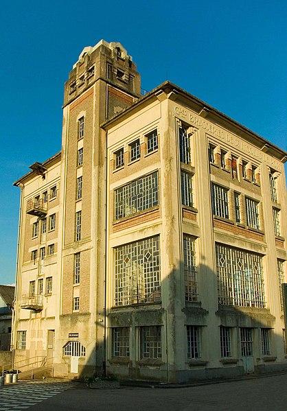 Photo du Monument Historique Ancienne brasserie de Vézelise et de Saint-Nicolas situé à Saint-Nicolas-de-Port