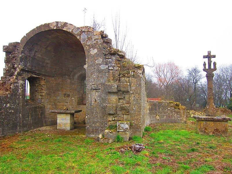 Photo du Monument Historique Eglise Saint-Brice situé à Sancy