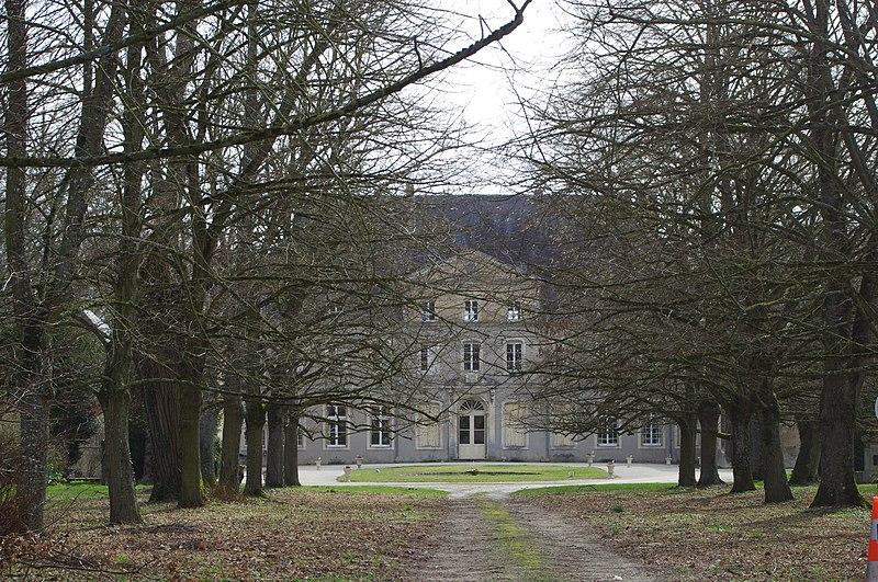 Photo du Monument Historique Château de Saulxures situé à Saulxures-lès-Nancy