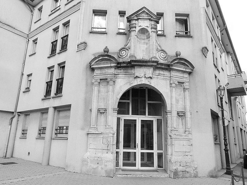 Photo du Monument Historique Couvent des Cordeliers situé à Toul
