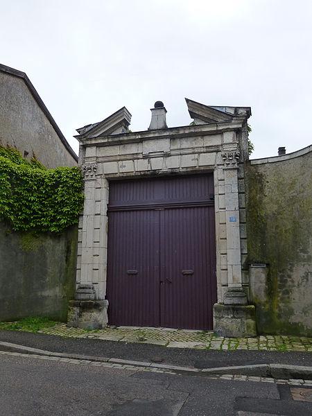 Photo du Monument Historique Maison canoniale situé à Toul