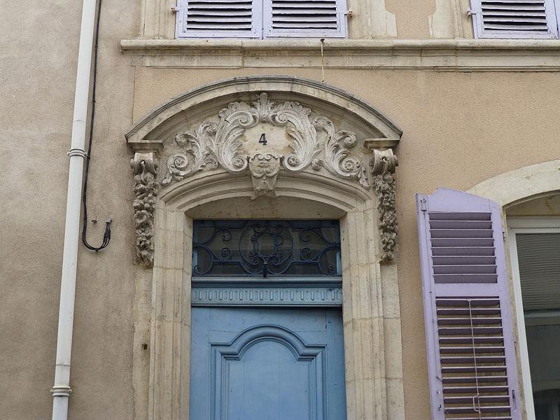 Photo du Monument Historique Maison situé à Toul