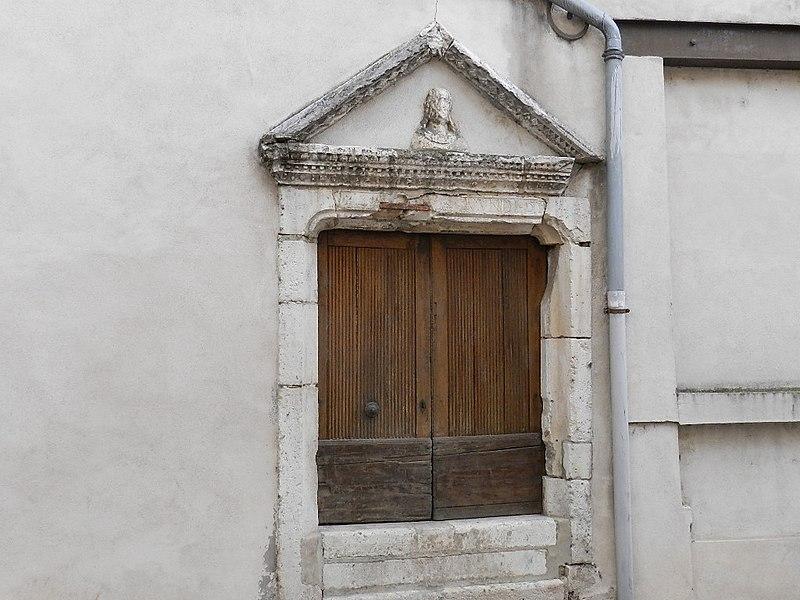 Photo du Monument Historique Portail du Salvateur situé à Toul