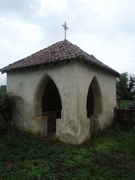 Photo du Monument Historique Ossuaire situé à Tucquegnieux