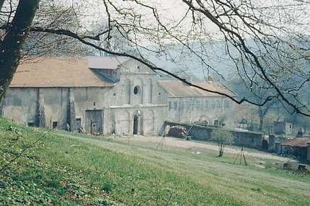 Photo du Monument Historique Abbaye Sainte-Marie-aux-Bois situé à Vilcey-sur-Trey