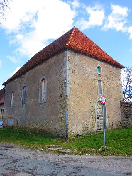 Photo du Monument Historique Chartreuse de Bosserville situé à Art-sur-Meurthe