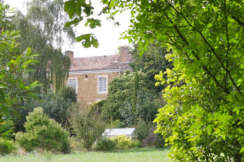 Photo du Monument Historique Domaine dit la Franche Moitresse situé à Eulmont