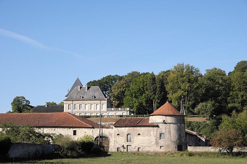 Photo du Monument Historique Château situé à Neuviller-sur-Moselle