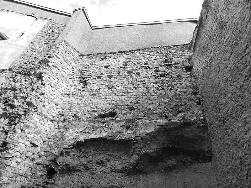 Photo du Monument Historique Enceinte gallo-romaine situé à Toul