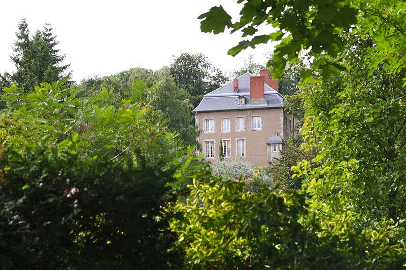 Photo du Monument Historique Château situé à Eulmont