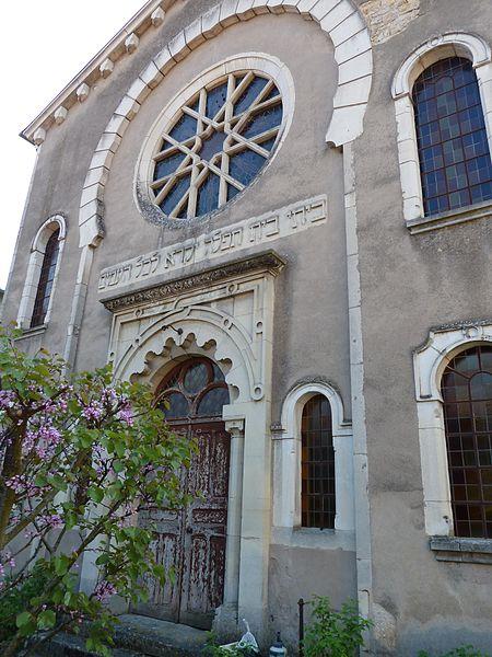 Photo du Monument Historique Synagogue situé à Toul