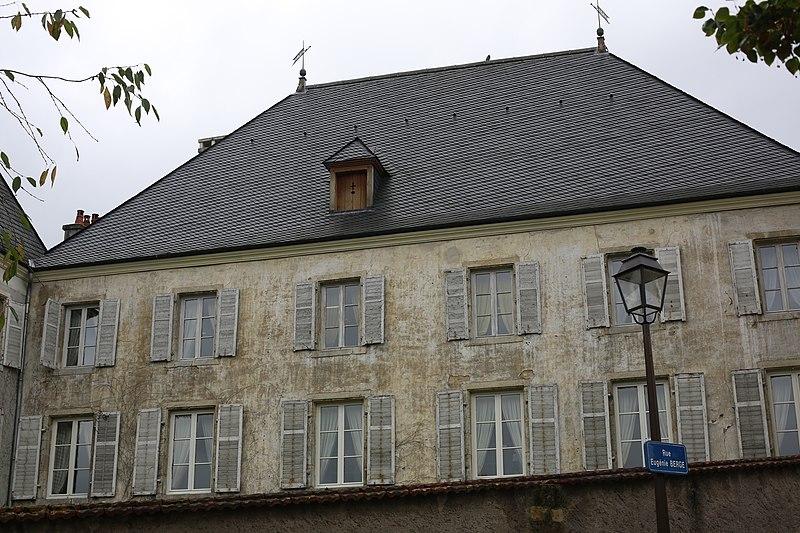 Photo du Monument Historique Château Anthoine situé à Vandoeuvre-lès-Nancy