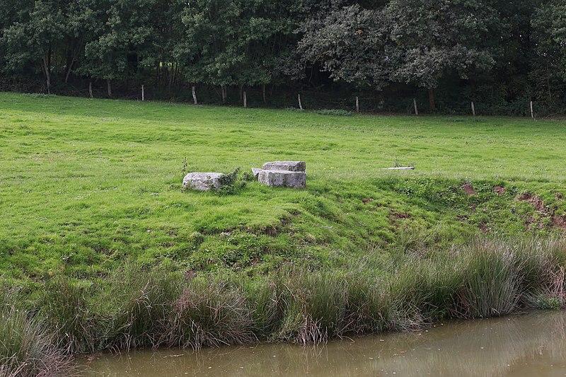 Photo du Monument Historique Site archéologique du sanctuaire antique du Premier Silorit situé à Deneuvre