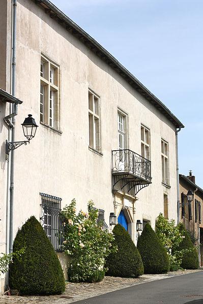 Photo du Monument Historique Domaine dit de la Samaritaine situé à Lay-Saint-Christophe