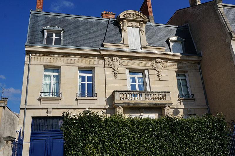 Photo du Monument Historique Maison situé à Nancy