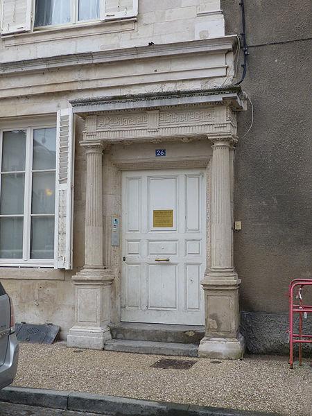 Photo du Monument Historique Immeuble situé à Toul