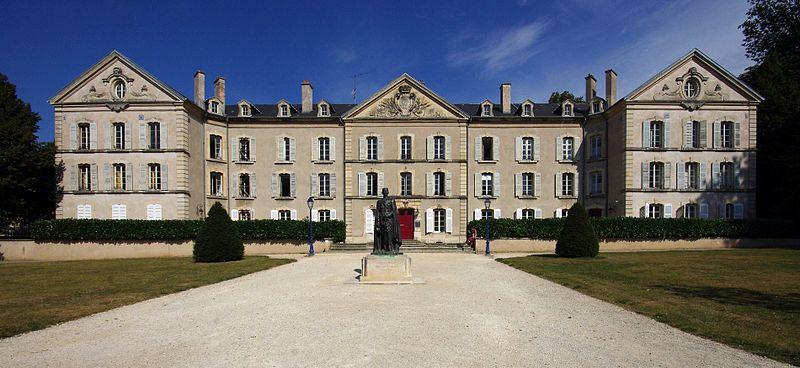 Photo du Monument Historique Ancienne gendarmerie situé à Nancy