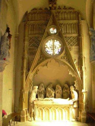 Photo du Monument Historique Eglise Saint-Martin situé à Bayon