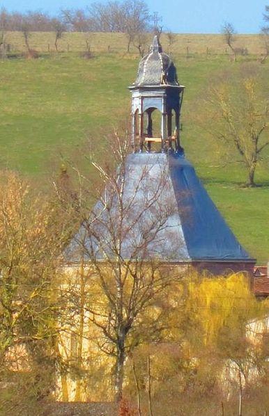 Photo du Monument Historique Château d'Adoménil situé à Rehainviller