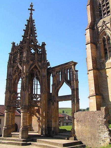 Photo du Monument Historique Chapelle des Monts ou la Recevresse situé à Avioth