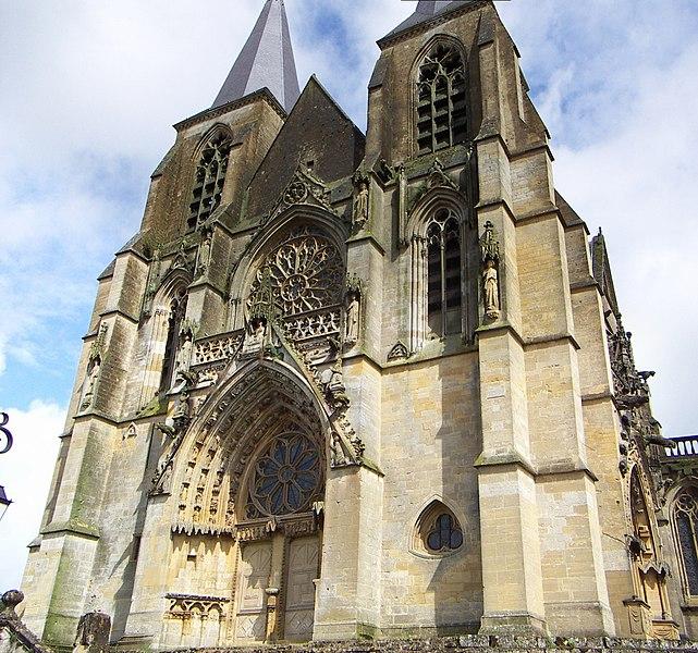 Photo du Monument Historique Eglise Notre-Dame situé à Avioth
