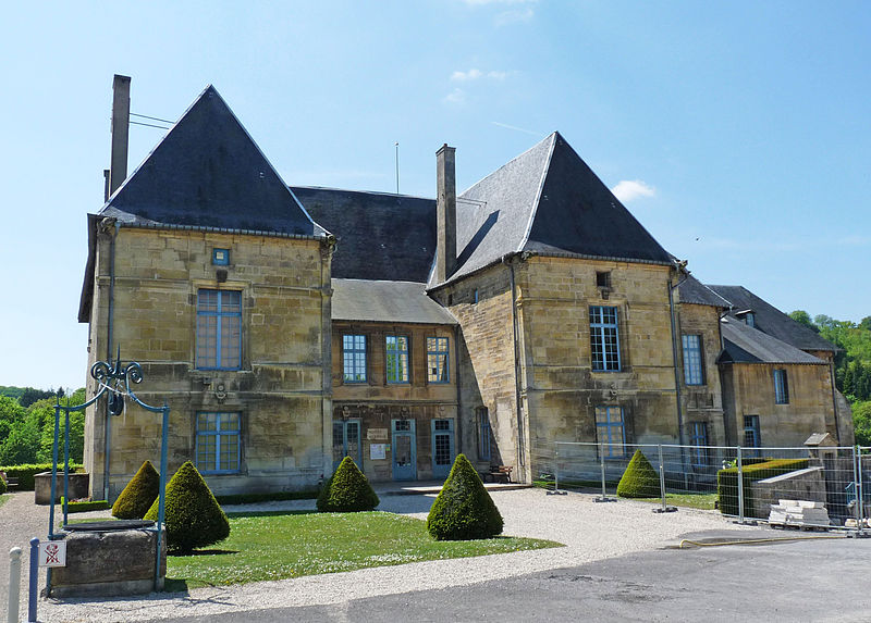 Photo du Monument Historique Château, actuellement Musée municipal situé à Bar-le-Duc