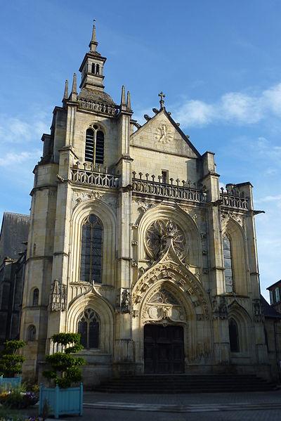 Photo du Monument Historique Eglise Saint-Etienne situé à Bar-le-Duc