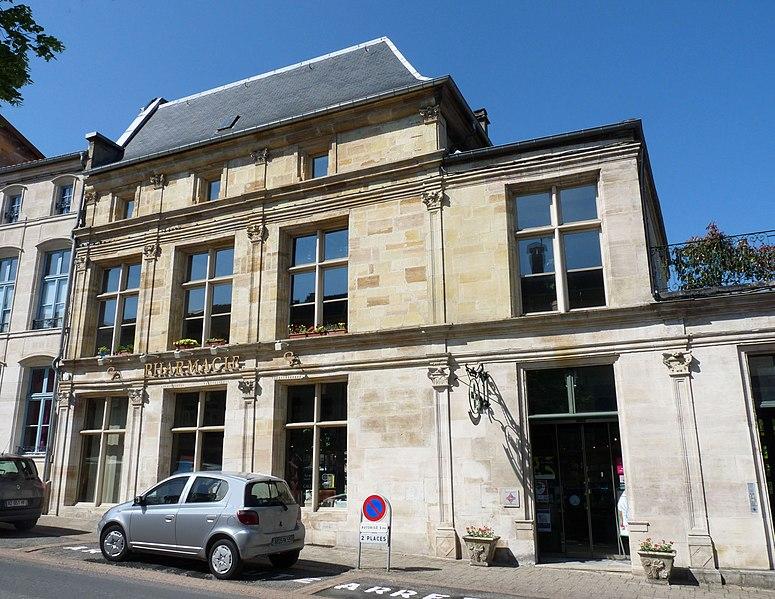 Photo du Monument Historique Immeuble dit Maison de la Gabbe situé à Bar-le-Duc