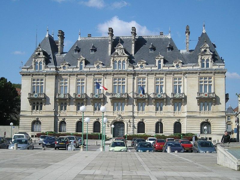 Photo du Monument Historique Bâtiments de la Préfecture situé à Bar-le-Duc