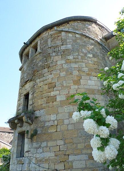 Photo du Monument Historique Tour Heyblot situé à Bar-le-Duc
