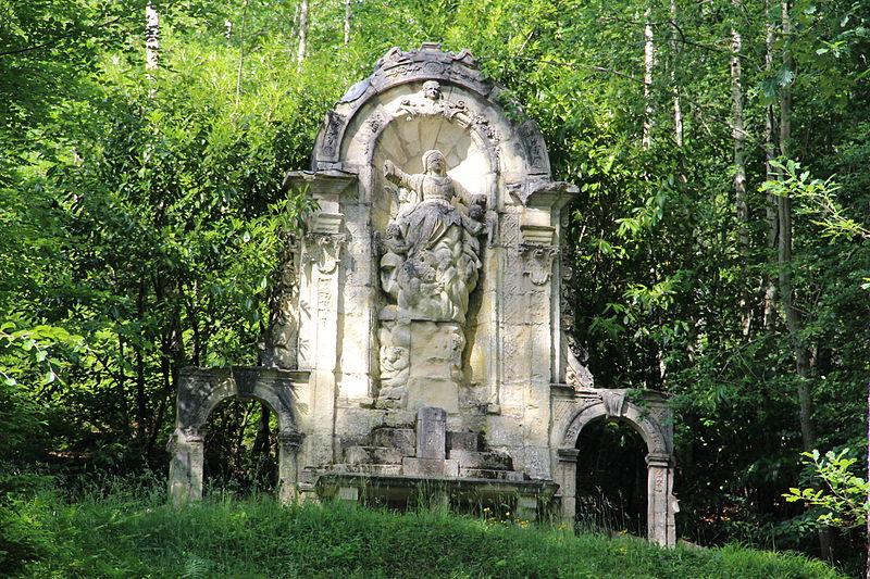 Photo du Monument Historique Retable de l'Assomption situé à Beaulieu-en-Argonne
