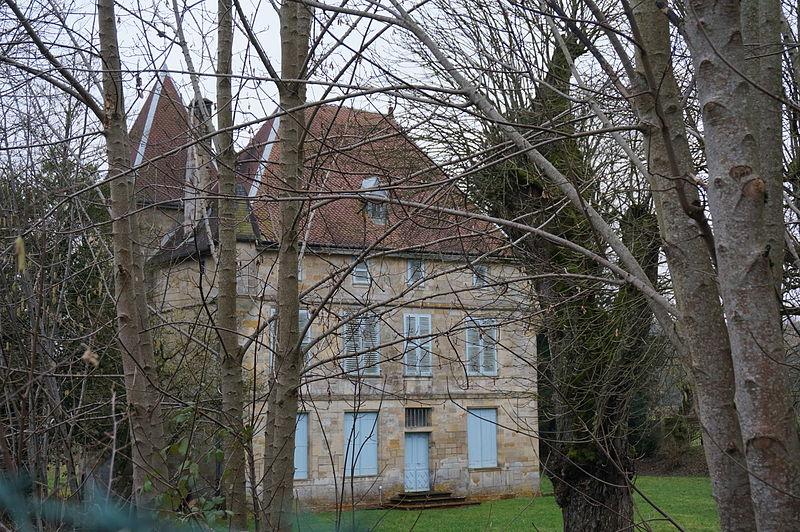 Photo du Monument Historique Château Claudot situé à Beurey-sur-Saulx