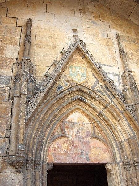 Photo du Monument Historique Eglise Saint-Florentin situé à Bonnet