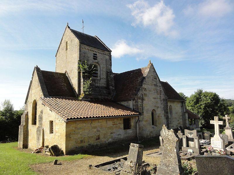 Photo du Monument Historique Eglise situé à Couvonges