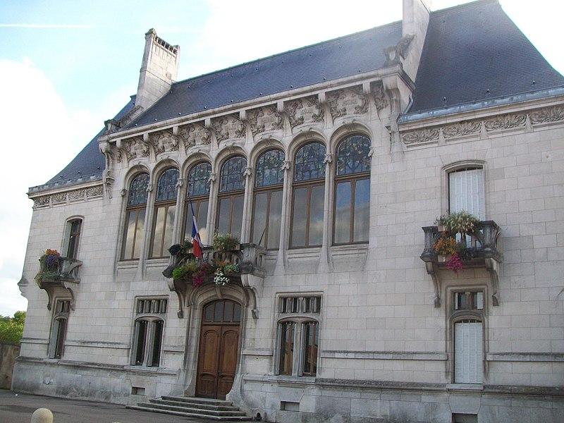 Photo du Monument Historique Mairie situé à Euville