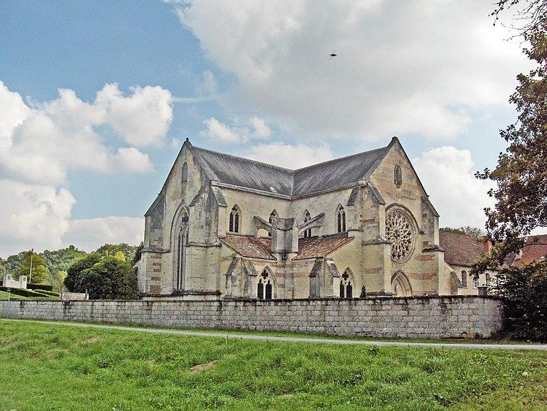 Photo du Monument Historique Ancienne abbaye cistercienne situé à Lachalade
