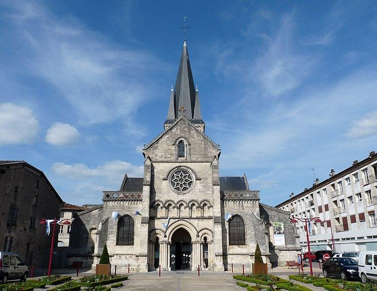 Photo du Monument Historique Eglise situé à Ligny-en-Barrois
