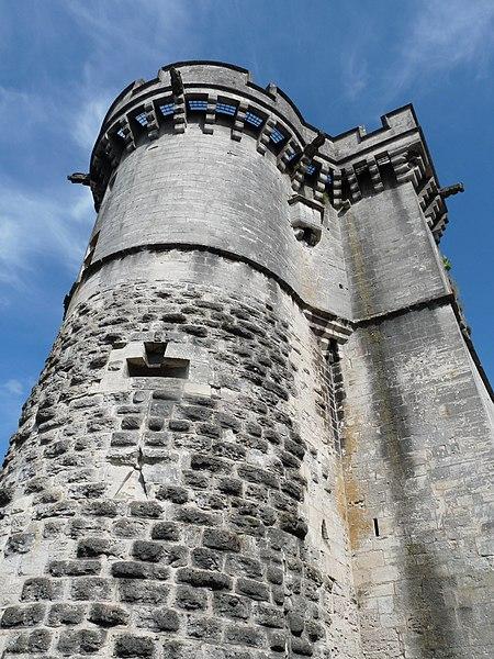 Photo du Monument Historique Tour de Luxembourg situé à Ligny-en-Barrois