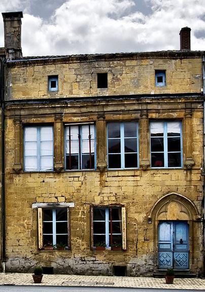 Photo du Monument Historique Hôtel d'Egremont situé à Marville
