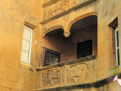 Photo du Monument Historique Maison dite du Chevalier Michel situé à Marville