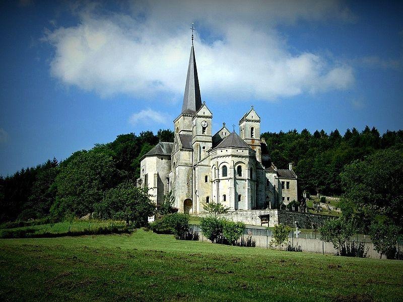 Photo du Monument Historique Eglise situé à Mont-devant-Sassey