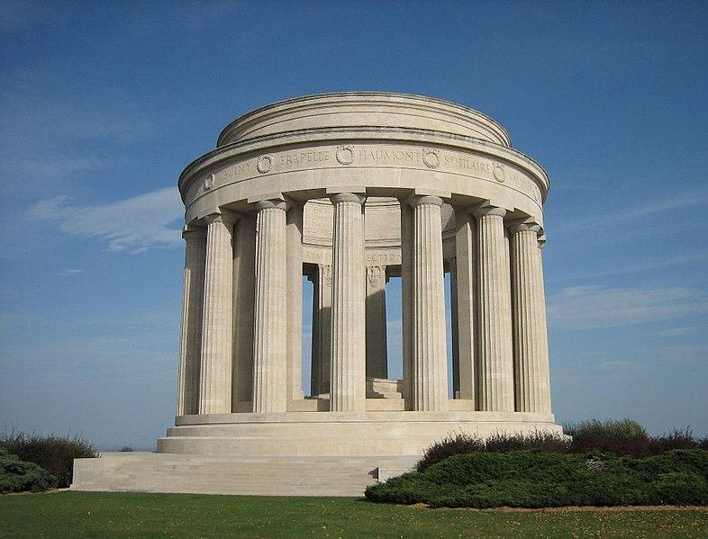 Photo du Monument Historique Monument commémoratif américain situé à Montsec