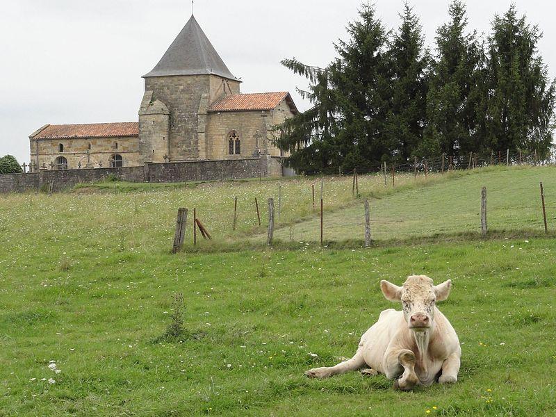 Photo du Monument Historique Eglise Saint-Nicolas de Mussey situé à Val-d'Ornain