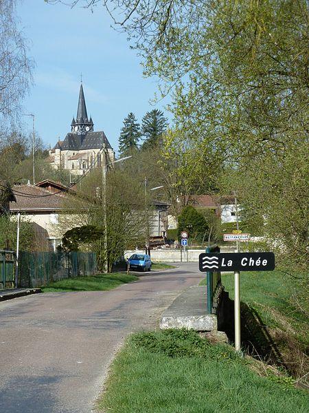Photo du Monument Historique Eglise Saint-Rémy situé à Nettancourt
