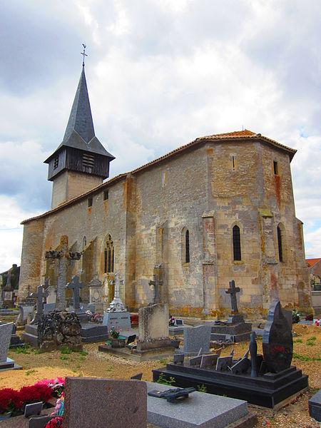 Photo du Monument Historique Eglise situé à Pareid