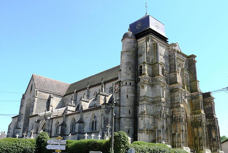 Photo du Monument Historique Eglise de Rembercourt situé à Rembercourt-Sommaisne