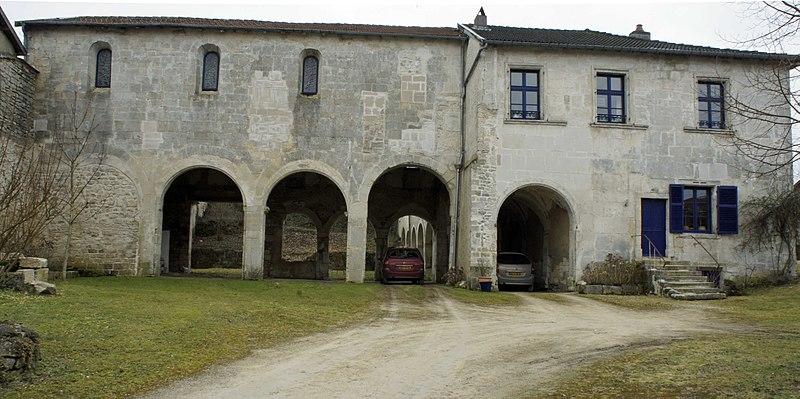 Photo du Monument Historique Couvent des Minimes situé à Saint-Mihiel
