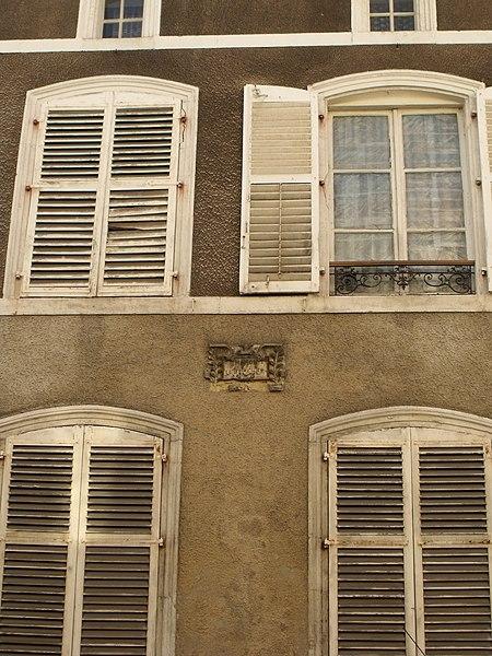 Photo du Monument Historique Maison de Ligier-Richier situé à Saint-Mihiel