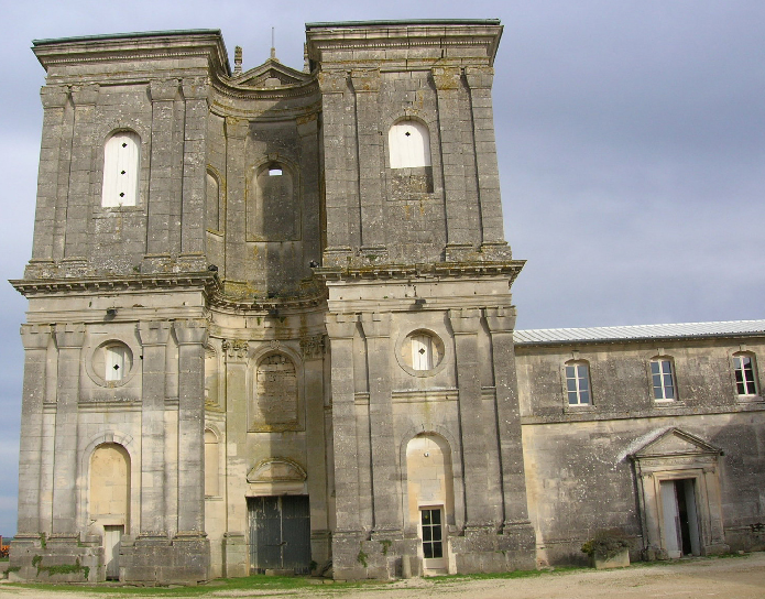 Photo du Monument Historique Ancienne abbaye de Jovilliers situé à Stainville
