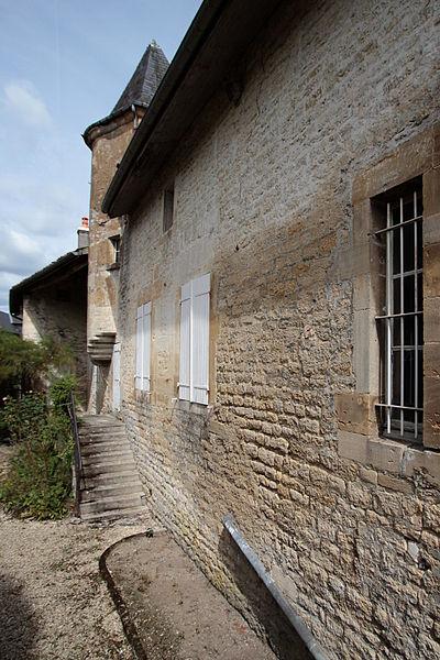 Photo du Monument Historique Immeuble situé à Stenay